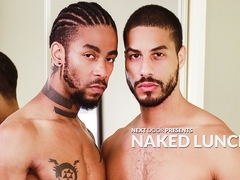 Jin Powers & Tyce Jax in Naked Lunch XXX Video