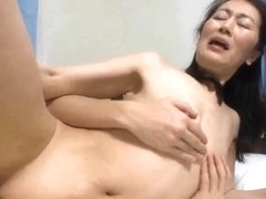 Milf dripping wet from big cock