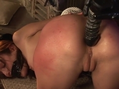 Crazy pornstar Amber Rayne in amazing brunette, cumshots adult video