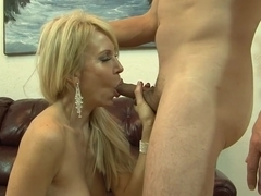 Fabulous pornstar Erica Lauren in best hairy, mature porn clip