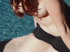 Horny pornstars Kendra James, Claire Heart in Exotic Dildos/Toys, Cunnilingus sex movie