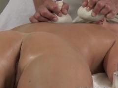 Hottest pornstar in Crazy Massage adult movie
