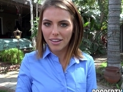 PropertySex Hot Teacher Adriana Chechik Nails Student