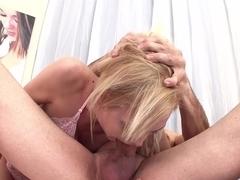 Amazing pornstar Mila Evans in Crazy Deep Throat, Blowjob adult video