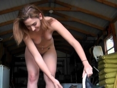 Crazy pornstar in Incredible Hardcore, Brunette porn scene