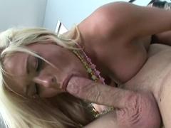 Exotic pornstar in Horny Big Tits, Blonde porn video
