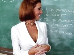 Veronica Avluv & Preston Parker in My First Sex Teacher