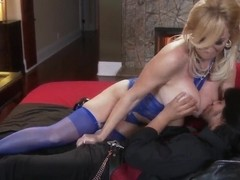 Charlee Chase and his ex-girlfriend Richie Deville
