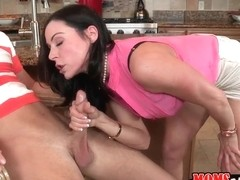 Katie wants to fuck her boyfriend with her mother