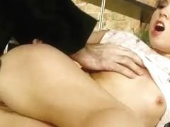 Ram her ass!
