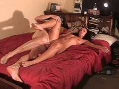 Wife Bonks Ally for Hubby
