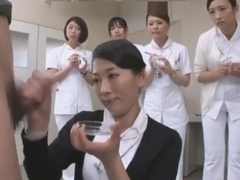 japanese nurse tech for semen extraction