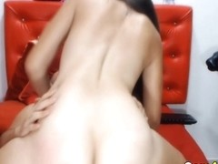 Hot Latina Babe with Nice Ass Gets Pounded
