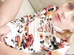 Kate Bloom - Young Innocent Kate wants a Creampie in 4K