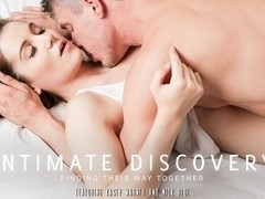 Kasey Warner & Mick Blue in Intimate Discovery Video