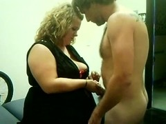 big beautiful woman getting creampie in her fertile bawdy cleft