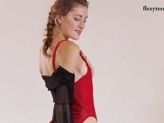 Ira Najdenko - Gymnastic Video