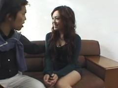 Anna Mizuki Uncensored Hardcore Video with Creampie, Dildos/Toys scenes