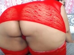 Ssbbw put up a show
