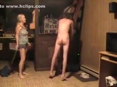 Fabulous Homemade movie with spanking scenes