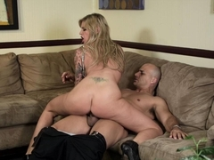 Brooke Banner & Ben English in Tara's Titties, Scene 3