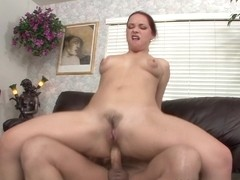Olga Cabaeua in Anal Fucking Gets Olga's Cunt Really Wet