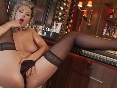 Incredible pornstar Daria Glower in exotic blonde, lingerie porn movie