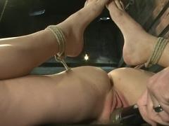 Training Chastity Lynn-Day 2