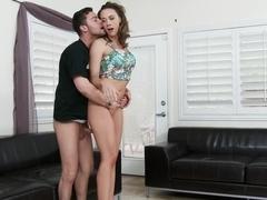 Chanel Preston & Seth Gamble in My Dad Shot Girlfriend
