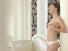 Incredible pornstar in Hottest Babes, Brunette xxx clip