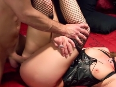 Best pornstars Samantha Rone, Ashlyn Molloy in Incredible Babes, Fingering porn scene