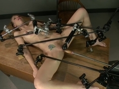 Best fetish adult movie with horny pornstar Chastity Lynn from Fuckingmachines