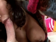 Ava Devine Takes on The Petite Dildo!