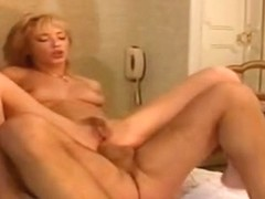 Exotic anal retro clip with Alain L'Yle and Isabelle Neyle