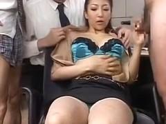 Hottest Japanese girl in Amazing Blowjob/Fera, Handjobs JAV scene