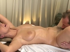 Amazing pornstar in Fabulous Shaved, Massage xxx video