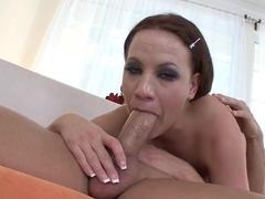 Crazy pornstar Holly Mae Holmes in Amazing Deep Throat, Facial adult scene