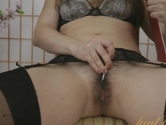 Fabulous pornstar Patrizia Berger in Amazing Hairy, Big Ass adult clip