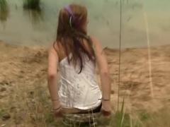 Hottest pornstar Alexis Crystal in best masturbation, solo xxx clip
