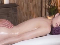 Exotic pornstars Maggie Nessi, George in Fabulous Small Tits, Hairy xxx scene
