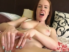 Exotic pornstar Kiera Wilde in Fabulous Hairy, Masturbation xxx clip