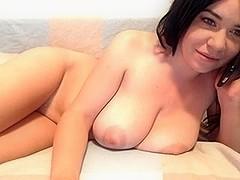 Huge tits webcam babe