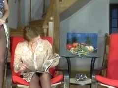 LadiesKissLadies Clip: Megan and Gertie