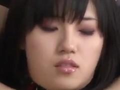 Huge tits, Azusa Nagasawa, looks great in bondage