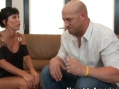 Lezley Zen & Christian in My Wife Shot Friend