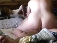 Fucking and cumming on my neighbour hard