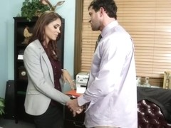 Jasmine Caro & Preston Parker in Naughty Office