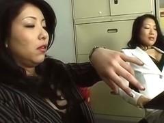 Legs Of Beauty Boss Subordinate Power Harassment Training