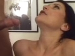 Horny Milf gets her asshole licked by a young stud then gets fucked