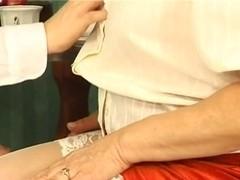 Horny German grannies getting fucked hard